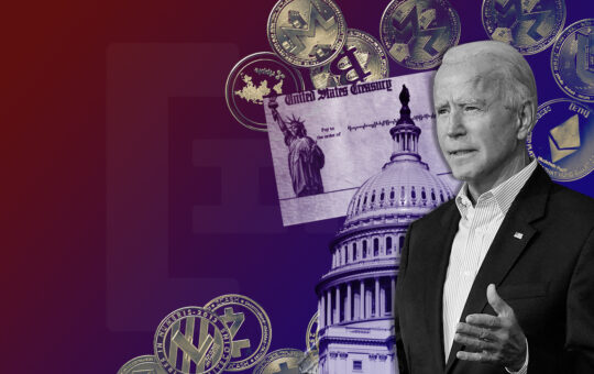 Crypto Taxes Will Partially Fund Biden Administration's New Infrastructure Bill