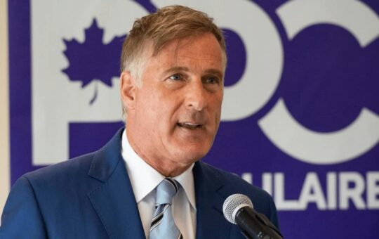 Canadian Political Party Leader Says He Supports Bitcoin Ahead of Elections