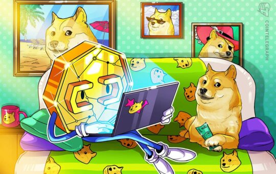 Doge meme hits $220M valuation as Sotheby's Bored Apes auction is tipped to fetch $18M