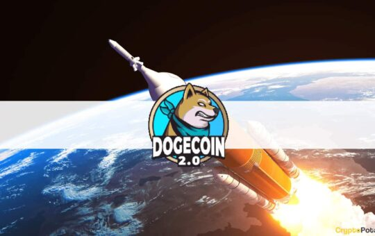 Dogecoin 2.0 (DOGE2) Surges 300% in a Day Despite Dogecoin Foundation's Threats