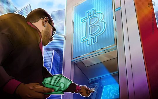El Salvador ranks third in global Bitcoin ATM installations, data finds