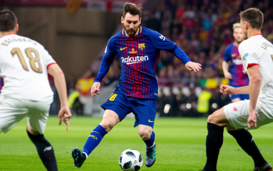 Lionel Messi joins the world of NFTs with Ethernity offering