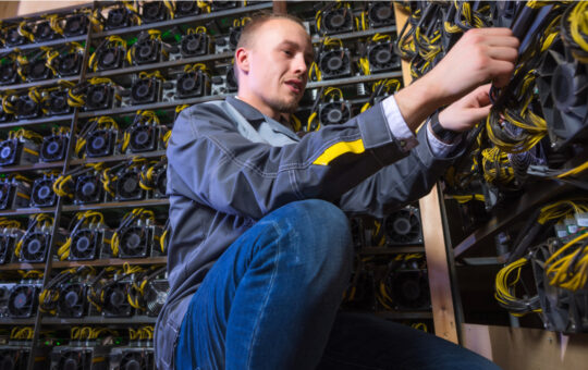 Mining Is Not Banned in Ukraine and Does Not Require Licensing, Key Crypto Advisor Says