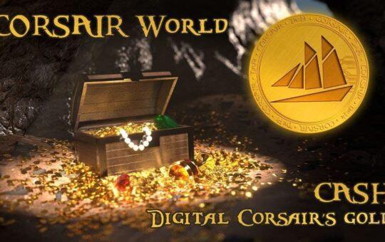 What Is the Corsair DeFi CASH Token?